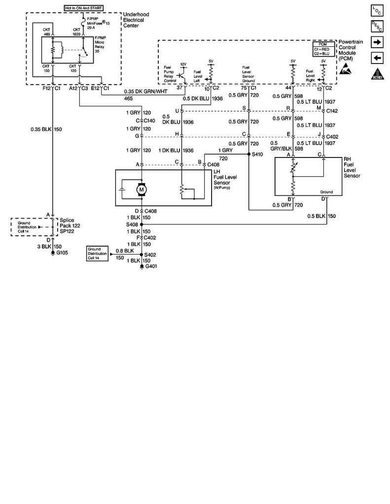 fuel pump relay and fp wiring corvetteforum chevrolet corvette