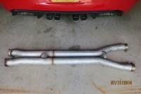 FS: 2010 Corvette Z06 Bi-Mode Mufflers and H-Pipe ...