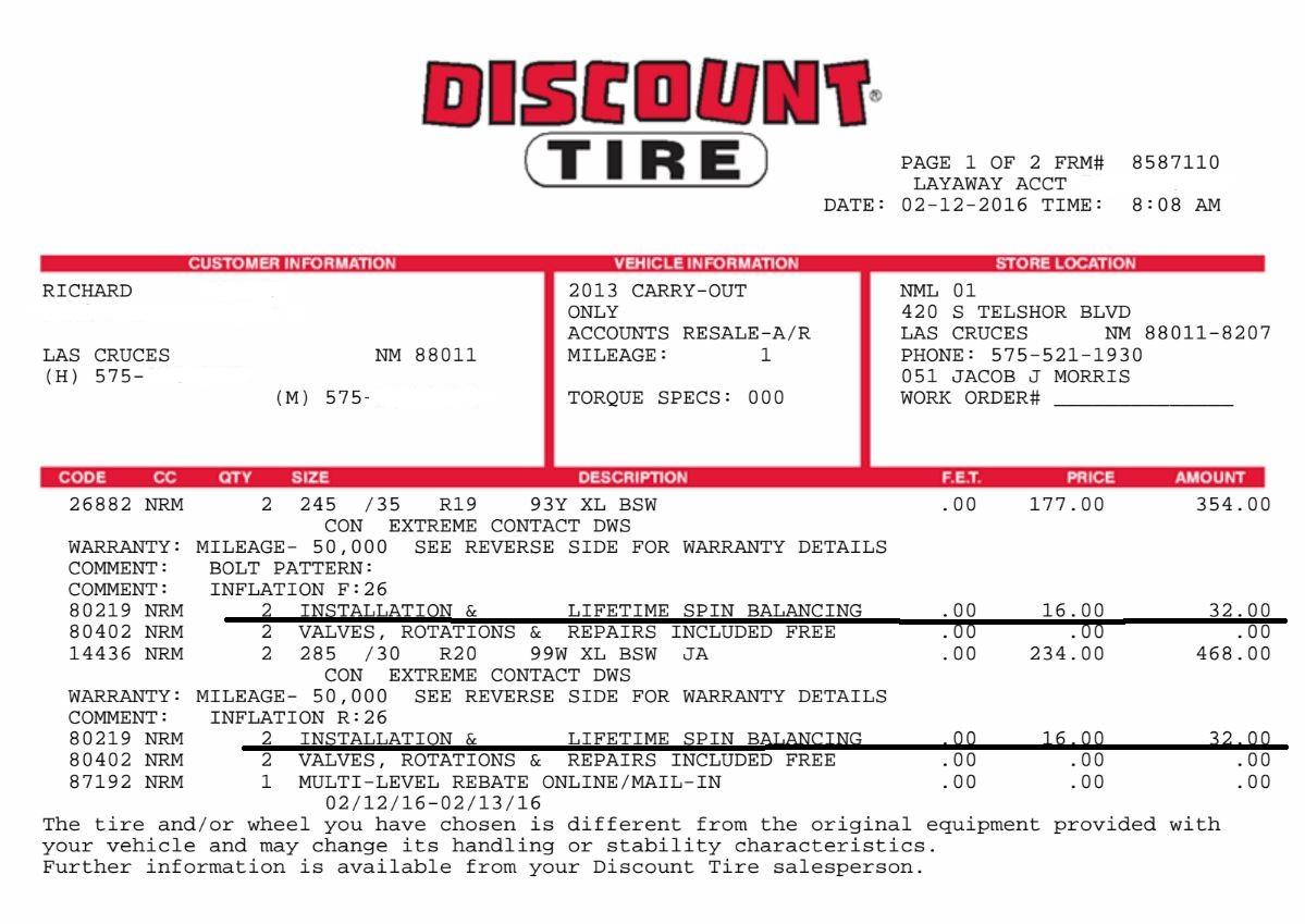 A Blank Invoice Template Blank Invoice Template Free Microsoft Word Templates Bent Wheel Corvetteforum Chevrolet Corvette Forum