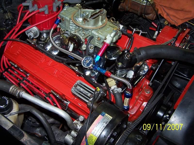Fuel Filter location? - Corvette Forums - Corvette Enthusiast Site
