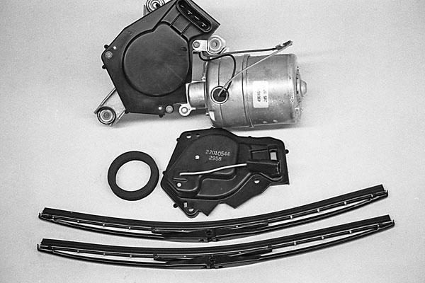 1968-1982 Corvette Wiper Motor Replacement Corvette Magazine
