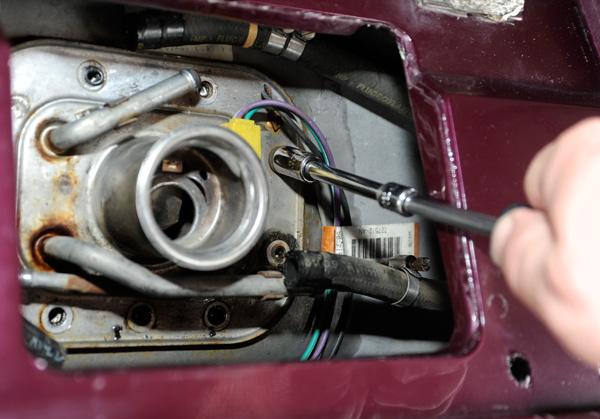 C3 Corvette Fuel Filter Location Wiring Schematic Diagram