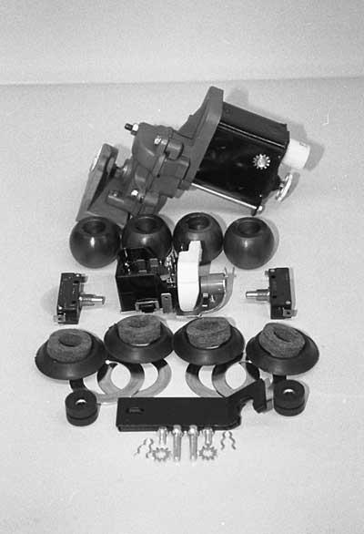 1963-1967 Corvette Headlamp Motor Replacement Corvette Magazine