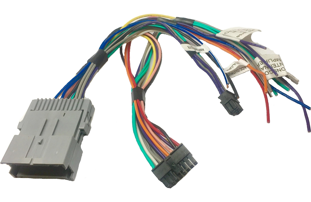 C6 Corvette 2005-2013 Stereo Wiring Harnesses - For Aftermarket