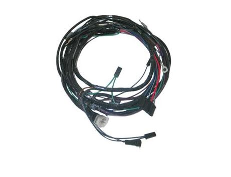 C2 1964-1965 Ignition Wire Harness with Fuel Injection