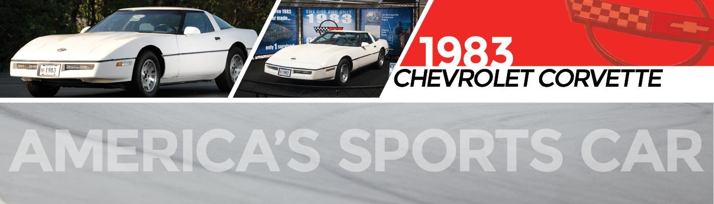 1983 Corvette Specs \u2013 National Corvette Museum
