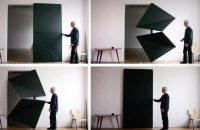 Evolution door  Un nuevo concepto de puerta plegable