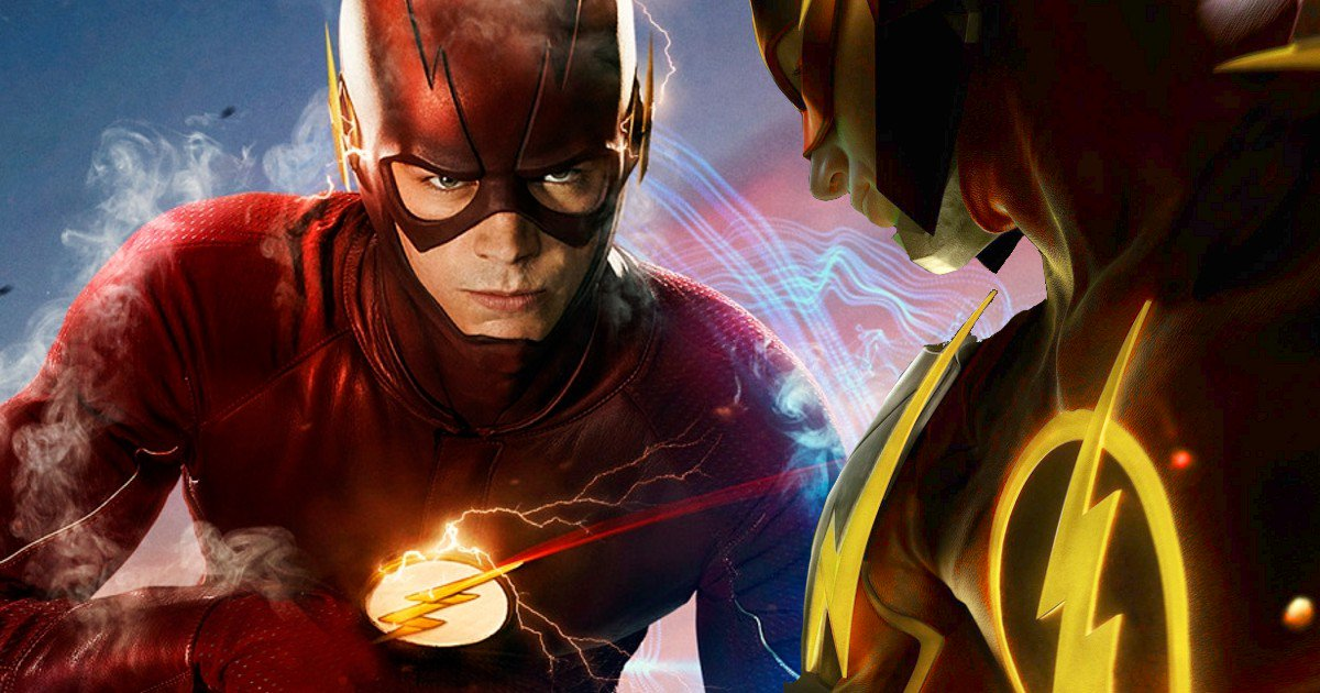 Stephen Amell Hd Wallpaper Grant Gustin Voicing Injustice 2 Flash Cosmic Book News