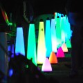 Glow stantion lights