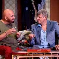 Το ''Παράξενο Ζευγάρι'' σήκωσε την αυλαία του στο θέατρο ''Ζίνα''