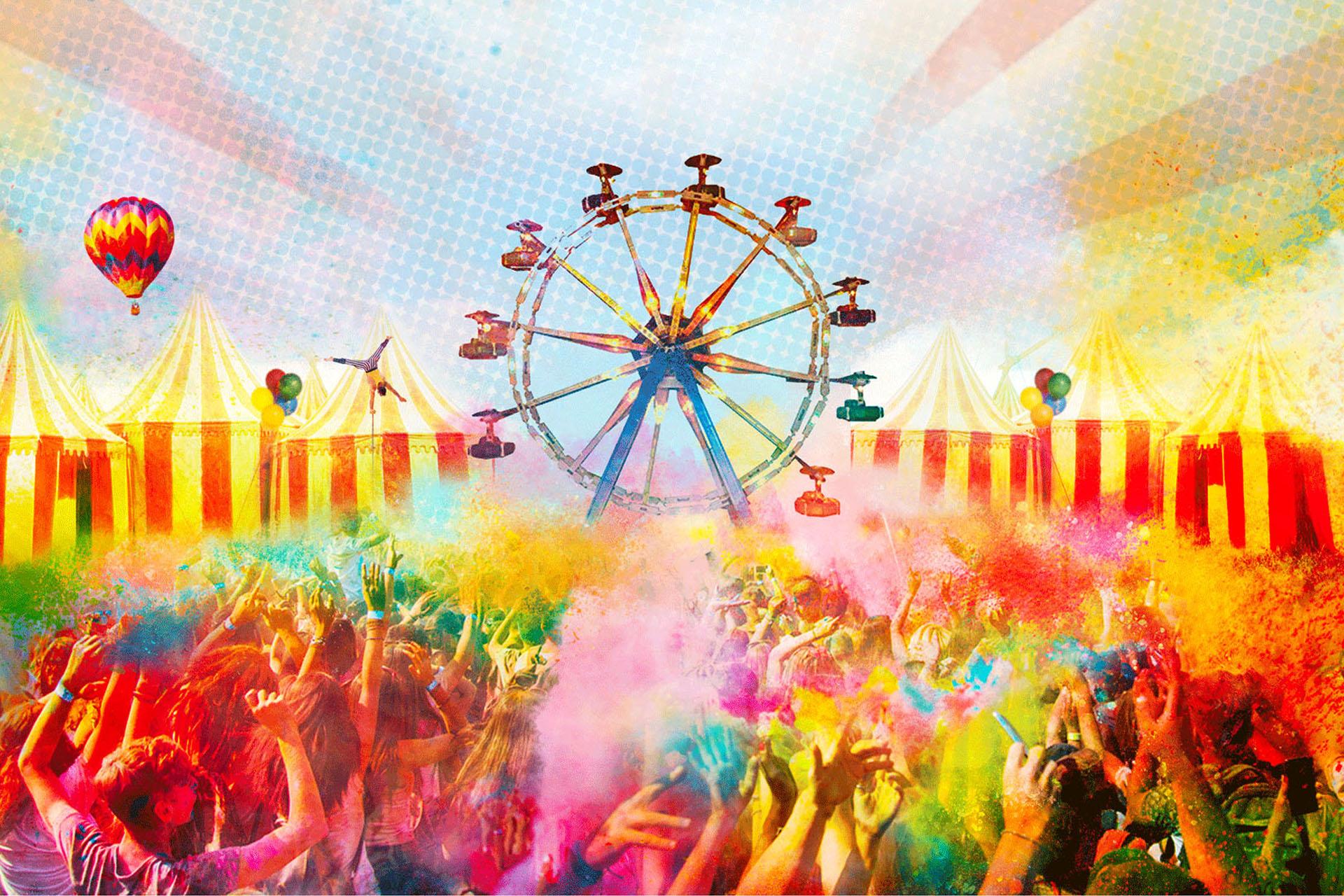 Διαγωνισμός: Κερδίστε προσκλήσεις για το Colour Day Festival 2019!