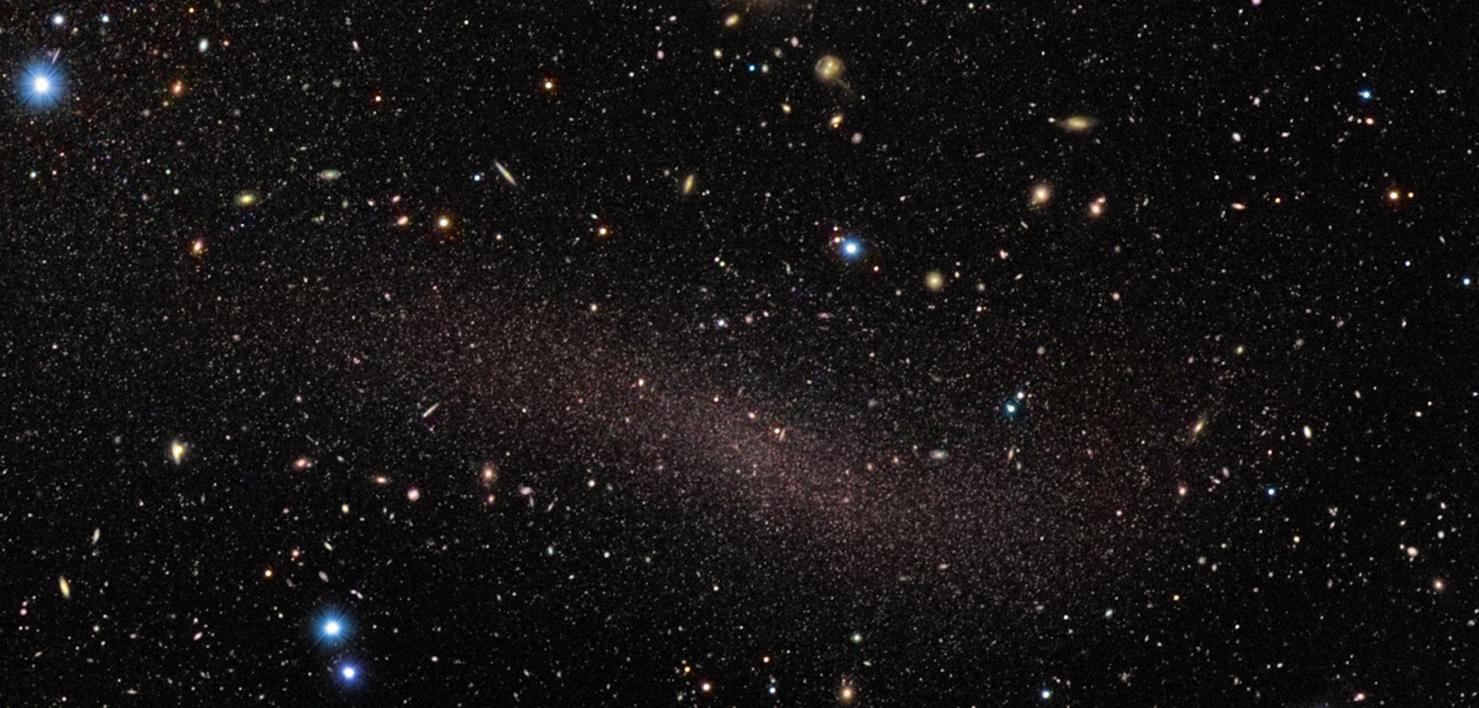 Night Sky 3d Wallpaper Dwarf Galaxies And Dark Matter