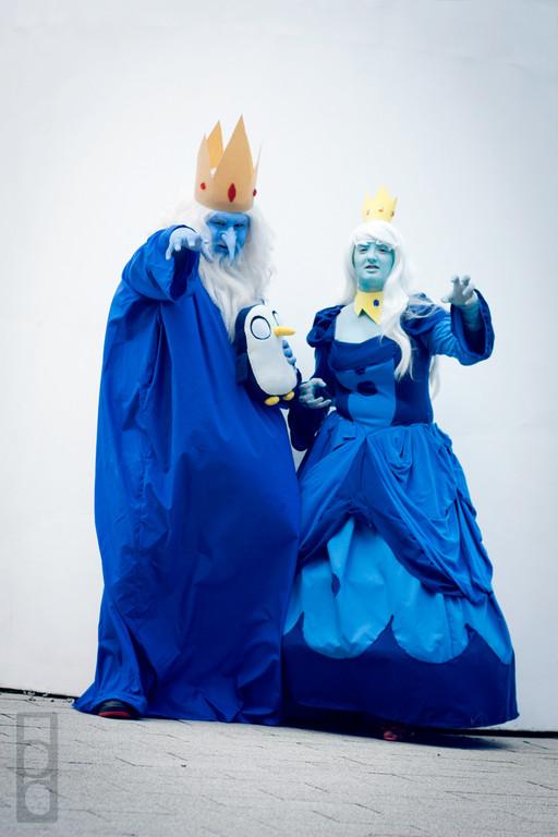 Princess Anime Wallpaper Cosplay Island View Costume Sjbonnar Ice King