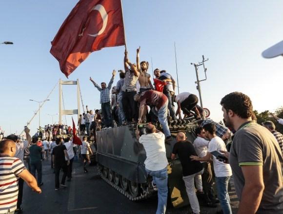 Π.Κ. Ιωακειμίδης: ΕΕ – Τουρκία μετά το πραξικόπημα