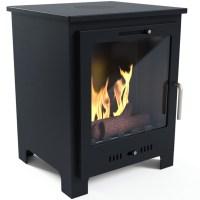 Imagin Fires Malvern Bio-Ethanol Real Flame Fireplace ...