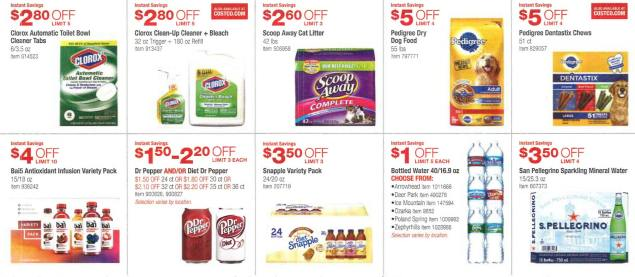 March 2016 Costco Coupon Book Page 10