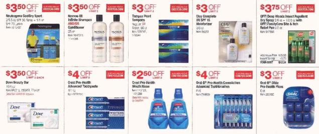 May 2016 Costco Coupon Book Page 4