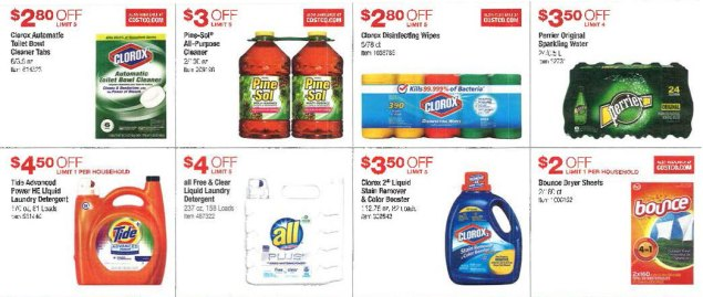 November 2016 Costco Coupon Book Page 8