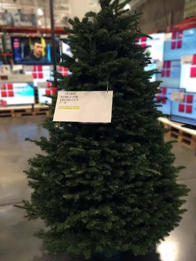 Costco Real Christmas Tree 2018 Costco Insider