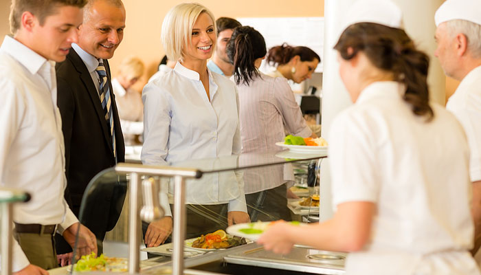 Corporate foodservice software food recipe menu costing control