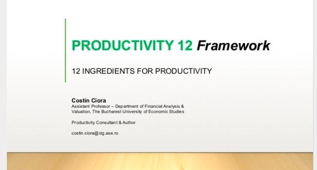 Productivity12