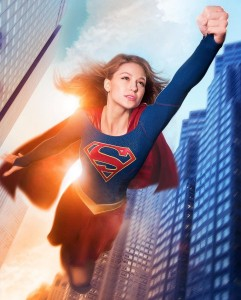 Cat In Fall Wallpaper Background Empowering Superhero Costume From Tv S Supergirl