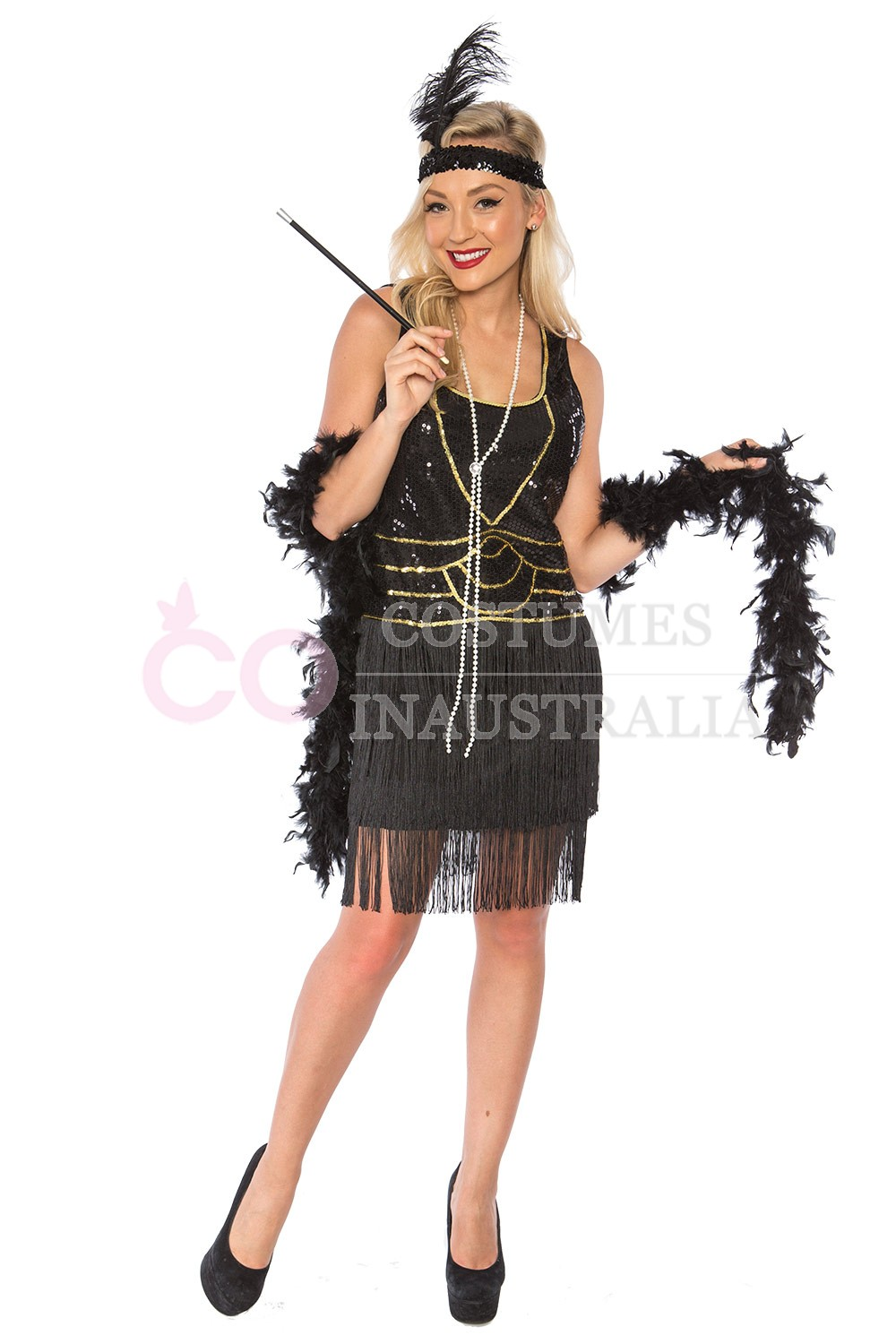 1920s flapper costumes lh191_3
