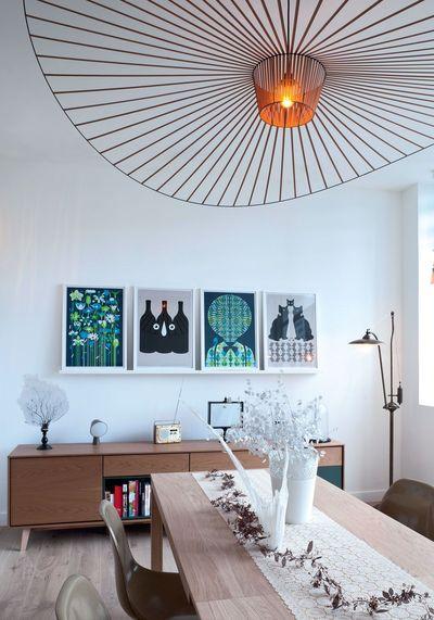 Cuisine moderne et pratique  20 bonnes idées Interiors, Kitchens