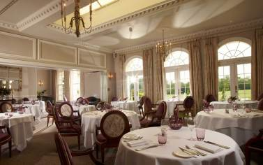 brockencote hall restaurant