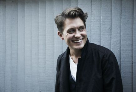 mark owen the big feastival cotswolds