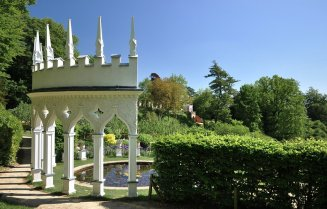 painswick rococo garden cotswolds
