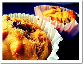 chickpea museli muffins 2