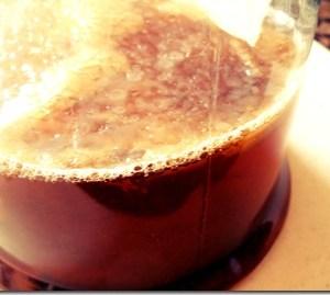 My homemade KOMBUCHA Brew