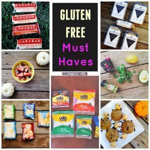 Gluten Free Food Must Haves {Grain Free Too}