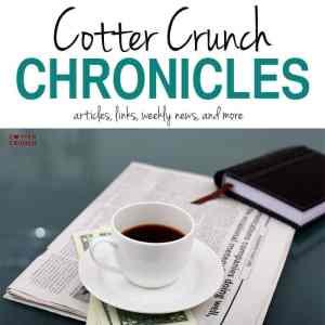 Cotter Chronicles – Volume II