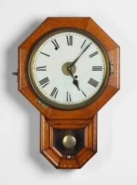 Old Wall Clock Cartoon