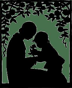 Pixabay baby black outline symbol hand