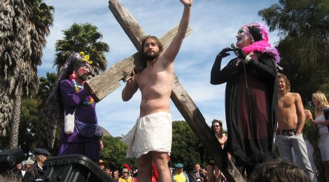 The Queer and Bold Rev. Jesus H. Christ