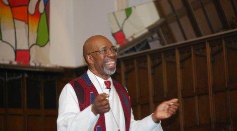 Bishop Alfred Johnson