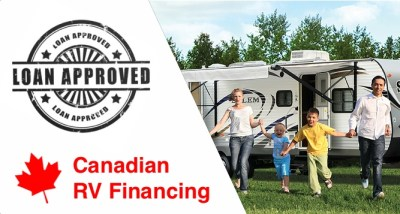 Canadian RV Loans & RV Financing. Get Approved Free Today.