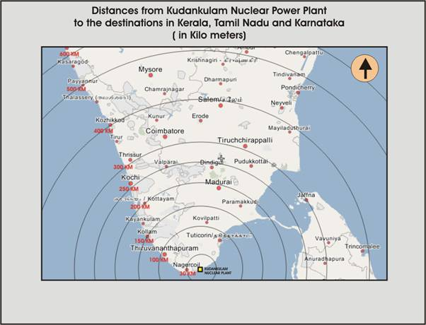 Kudankulam Nuclear Power Plant A Threat To South India By VT