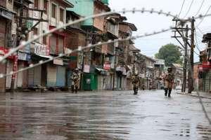The Caged Kashmiris!