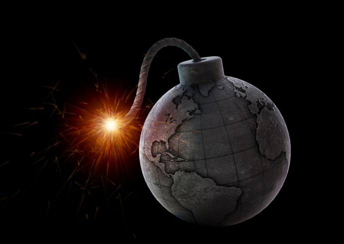 earth-as-an-exploding-bomb