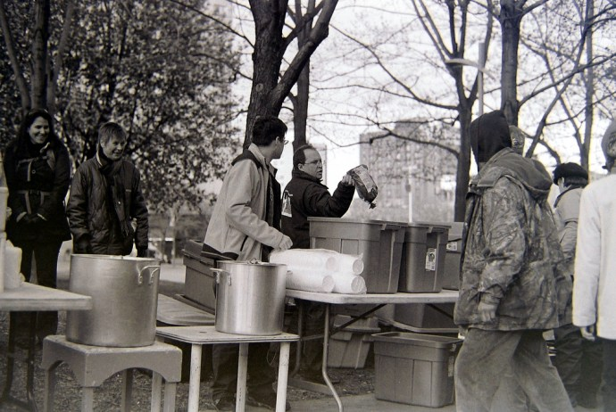 soup kitchen photo