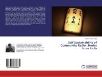 Self-Sustainability Of Community Radio: Stories From India