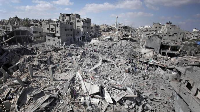 gaza-destruction