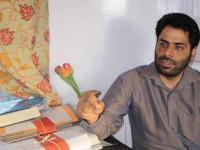 Arresting Khurram Parvez