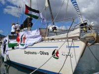 Israel Intercepts Women's Boat To Gaza