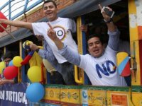 No To Peace In Colombia?