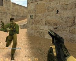 Counter Strike 1.6 WallHack